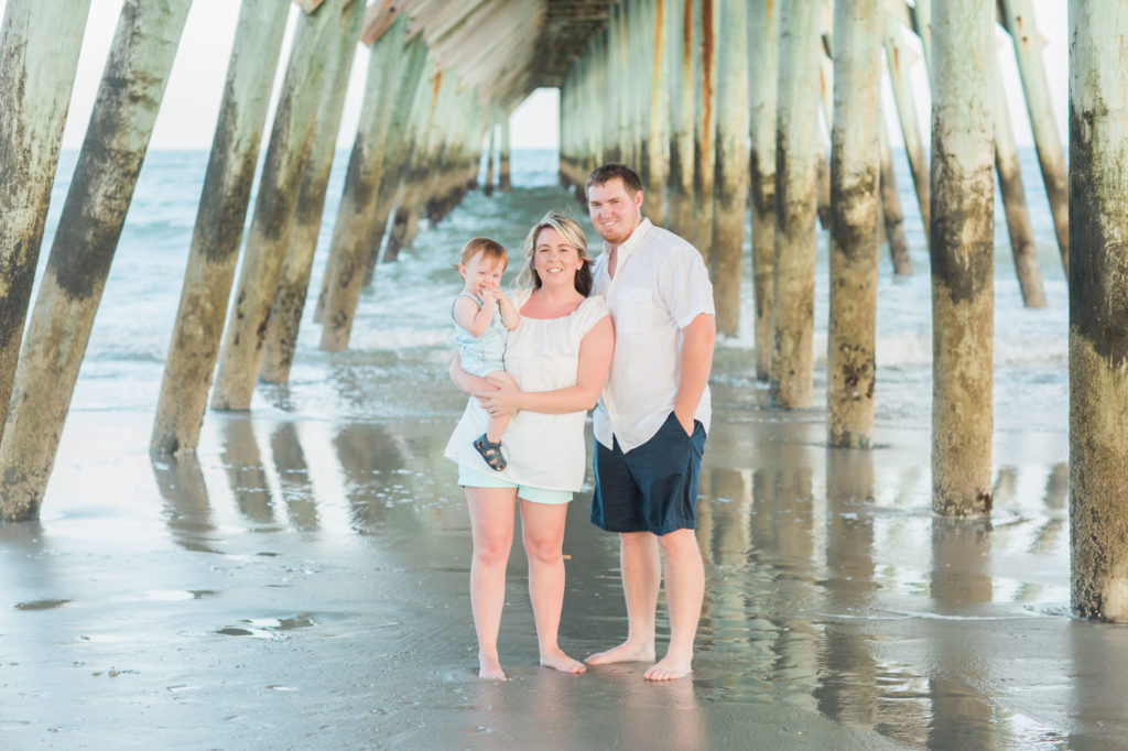 myrtle beach state park family photography