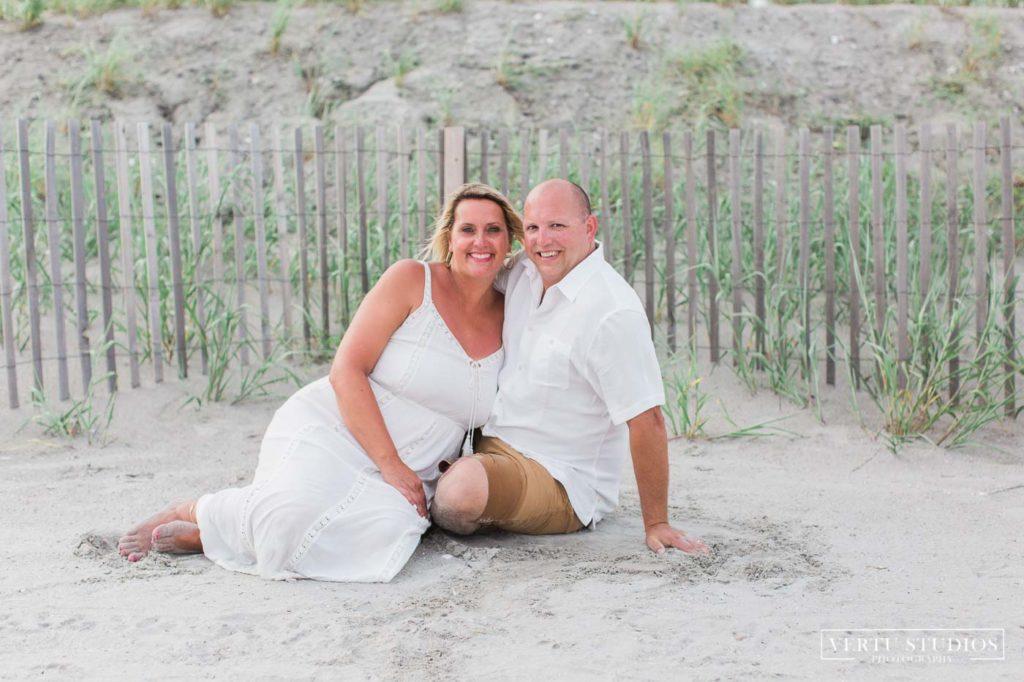 Cherry Grove Family Beach Portraits