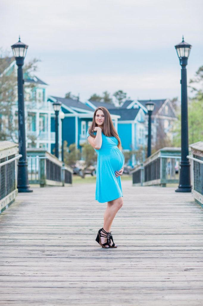 Myrtle Beach Maternity Pictures