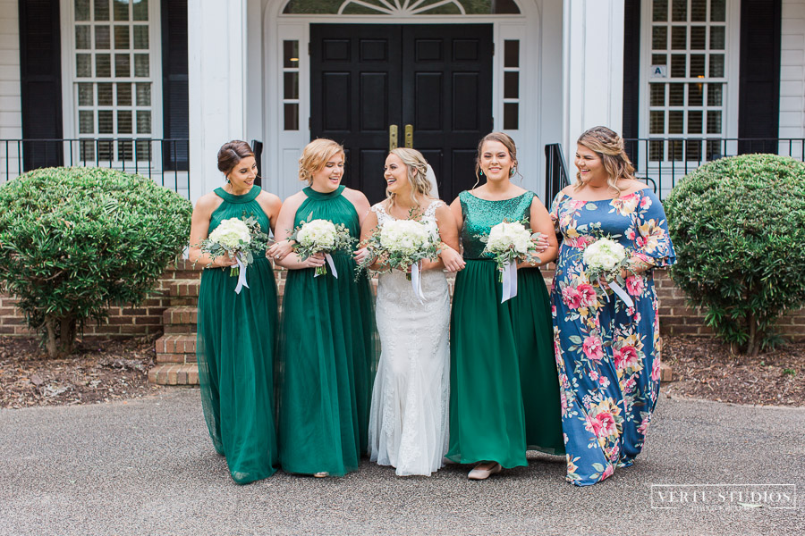 Pawleys Island Wedding Bridesmaids