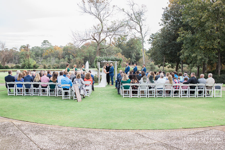 Pawleys Island Wedding Ceremony