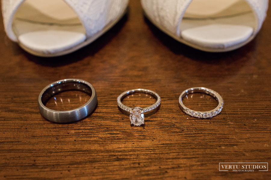 Pawleys Island Wedding Rings