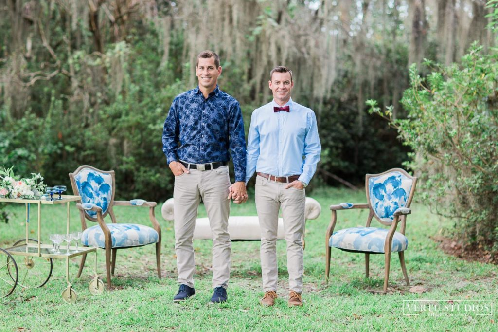 Same Sex Engagement Pictures Myrtle Beach