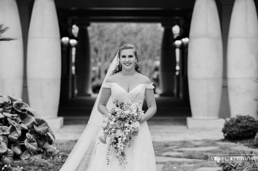 bride at 21 Main Events at North Beach