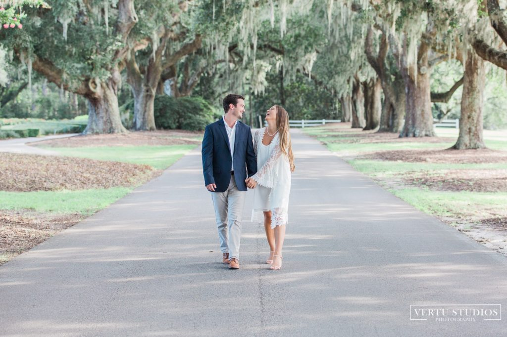 Caledonia Engagement Session